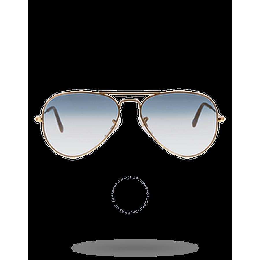 a260ff5dd61 Ray-Ban Aviator Classic Sunglasses - Light Blue Gradient - Aviator -  Ray-Ban - Sunglasses - Jomashop