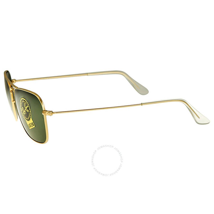 c876b1b1ac Ray-Ban Caravan Green Classic G-15 Sunglasses RB3136 001 - Ray-Ban ...