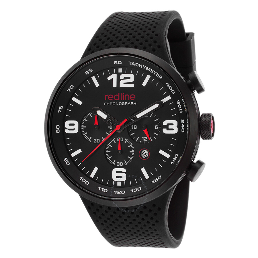 Red Line APEX12 GMT Chronograph Men's Watch 50057-BB-01 ... - photo #22