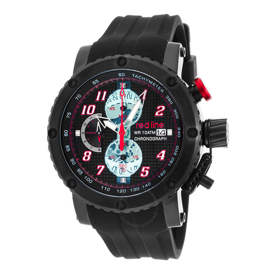 Red Line GTO Chronograph Men's Watch RL-308C-BB-01-RA ... - photo #14
