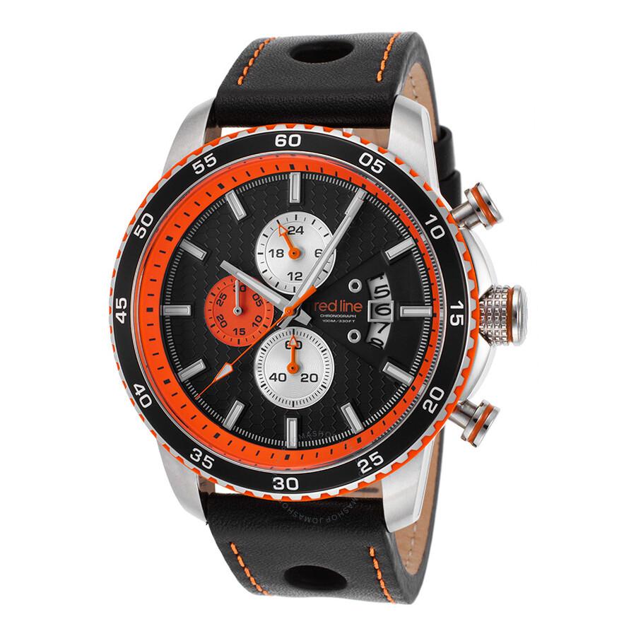 Red Line Speed Rush Chronograph Men's Watch RL-304C-01-OA ... - photo #23