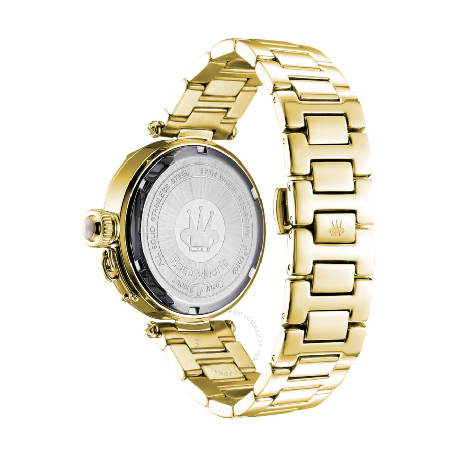 Coeur D\'Amour Mother of Pearl Dial Ladies Watch 50102RM4