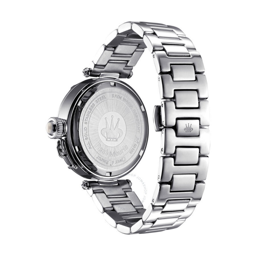 Coeur D\'Amour Mother of Pearl Dial Ladies Watch 50103RM1