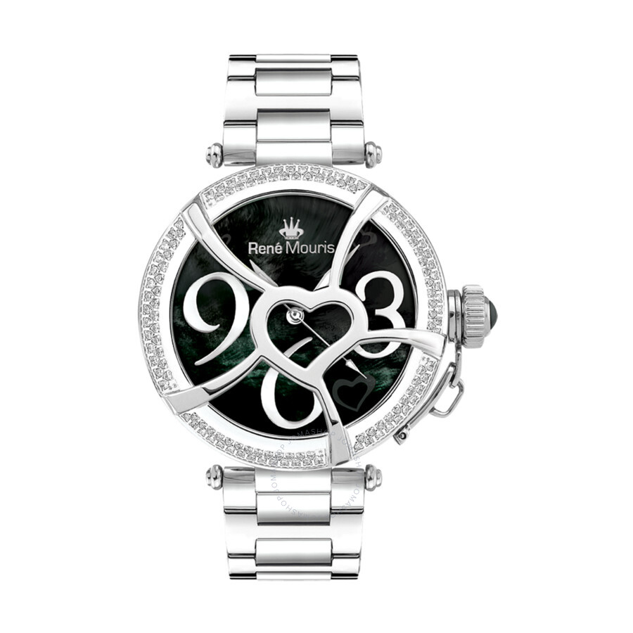 Coeur D\'Amour Mother of Pearl Dial Ladies Watch 50103RM3