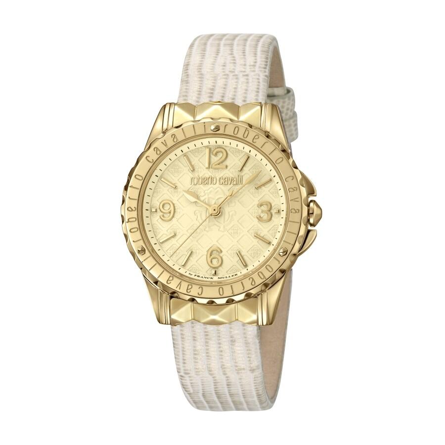 Classic Quartz Champagne Dial Ladies Watch RV1L048L0036