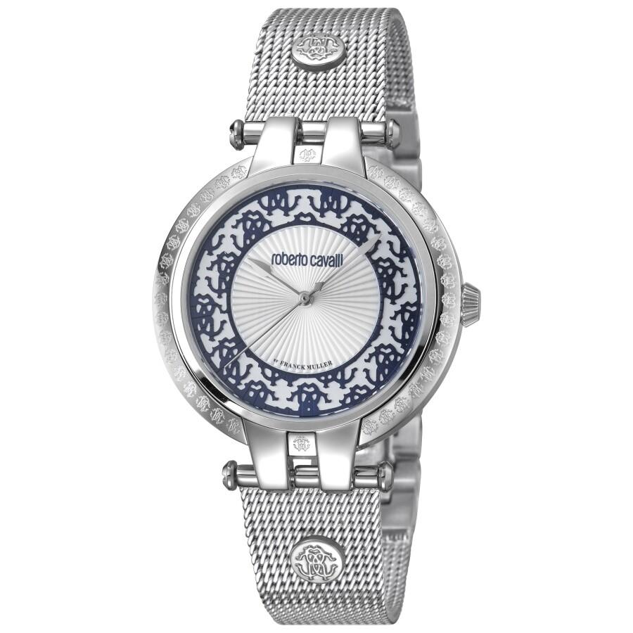 Classic Quartz Silver Dial Ladies Watch RV1L053M0016