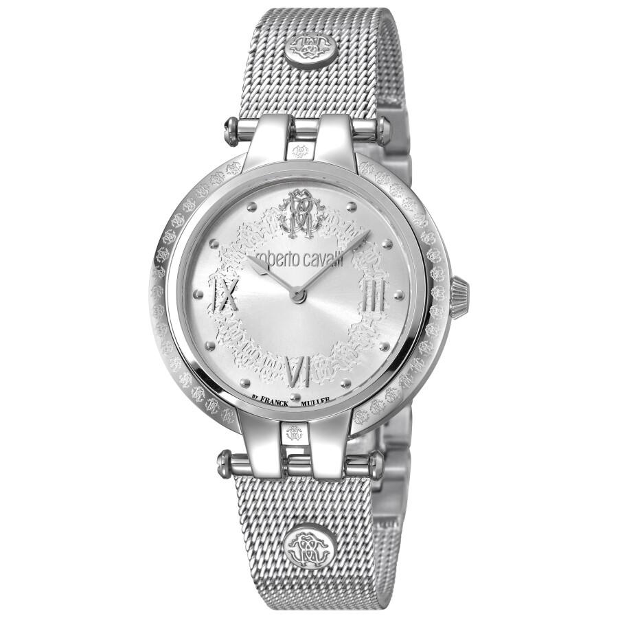 Classic Quartz Silver Dial Ladies Watch RV1L053M0056