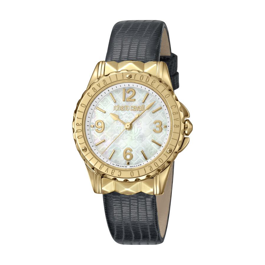 Classic Quartz White Dial Ladies Watch RV1L048L0026