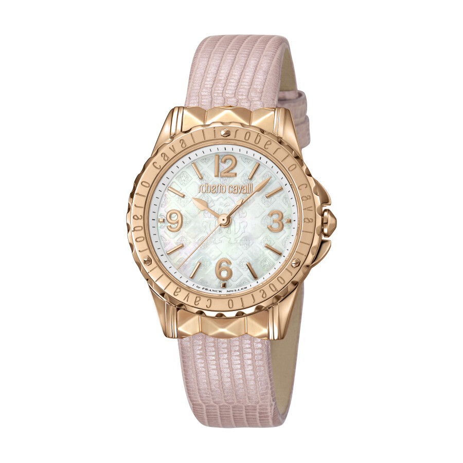Classic Quartz White Dial Ladies Watch RV1L048L0046