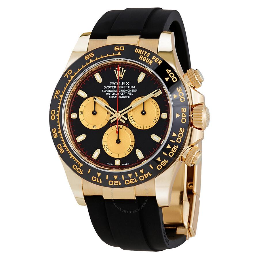 fa257bef65d Rolex Cosmograph Daytona Chronograph Automatic Men s Oysterflex Watch  116518BKCSR Item No. 116518LN
