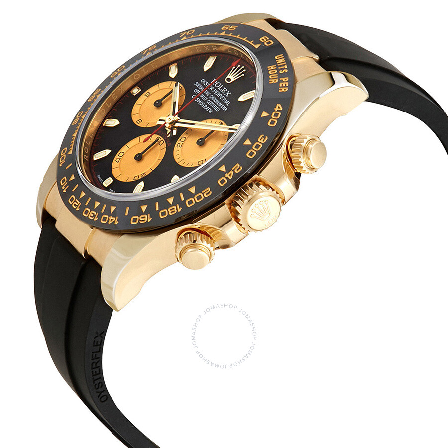 587eeecd3bc ... Rolex Cosmograph Daytona Chronograph Automatic Men s Oysterflex Watch  116518BKCSR ...