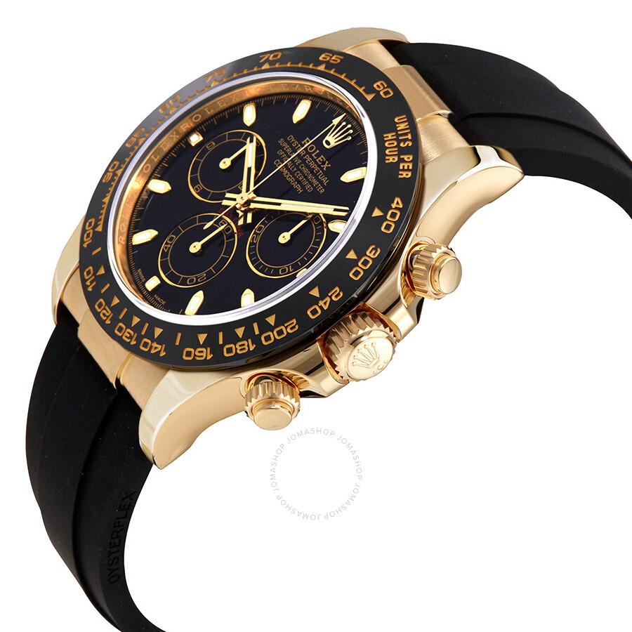 Rolex Cosmograph Daytona Automatic 18k Yellow Gold Men S Watch
