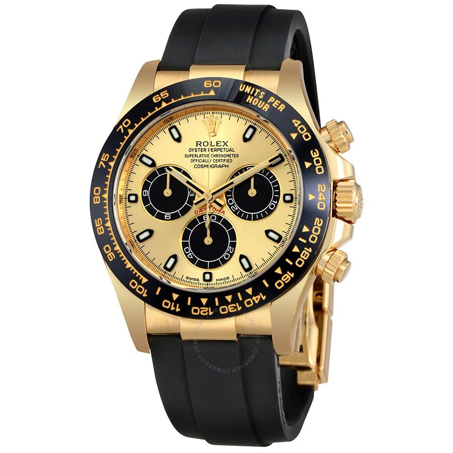 ee8c8cc4795 Rolex Cosmograph Daytona Chronograph Automatic Men's Oysterflex Watch  116518CBKSR ...