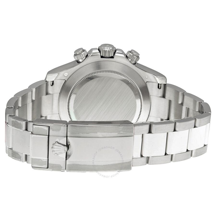 4293102eae9 Rolex Cosmograph Daytona Ice Blue Dial Platinum Oyster Bracelet