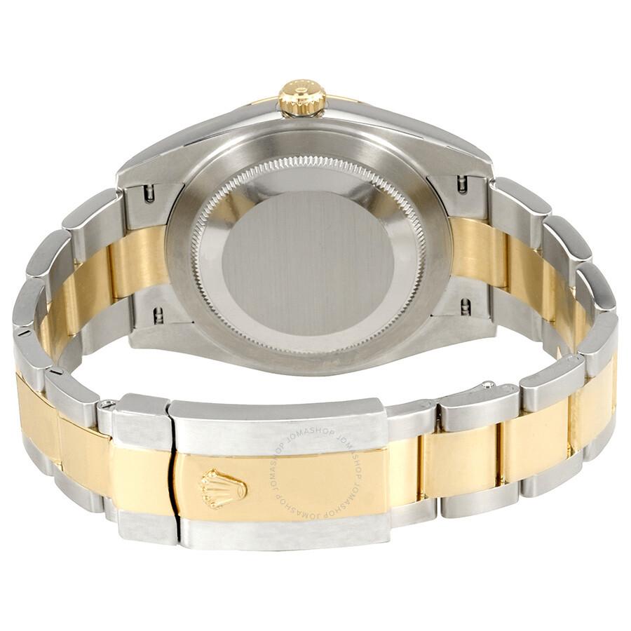 Rolex Datejust 41 Black Diamond