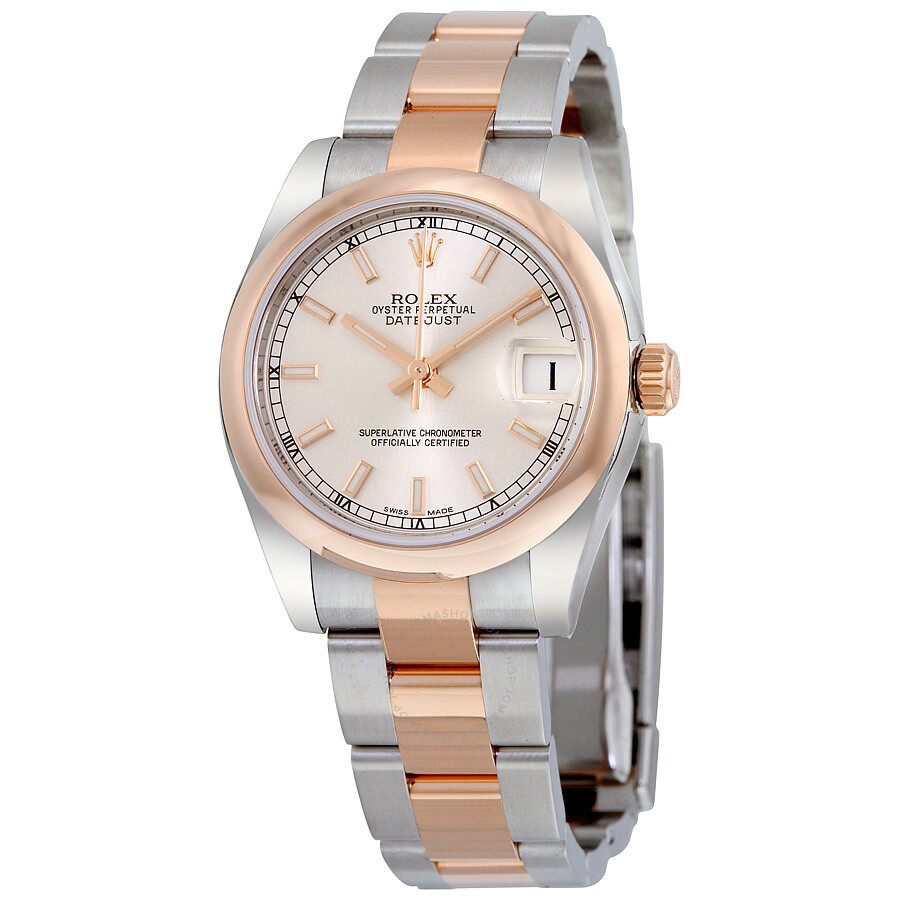 Rolex Rose Gold Damen