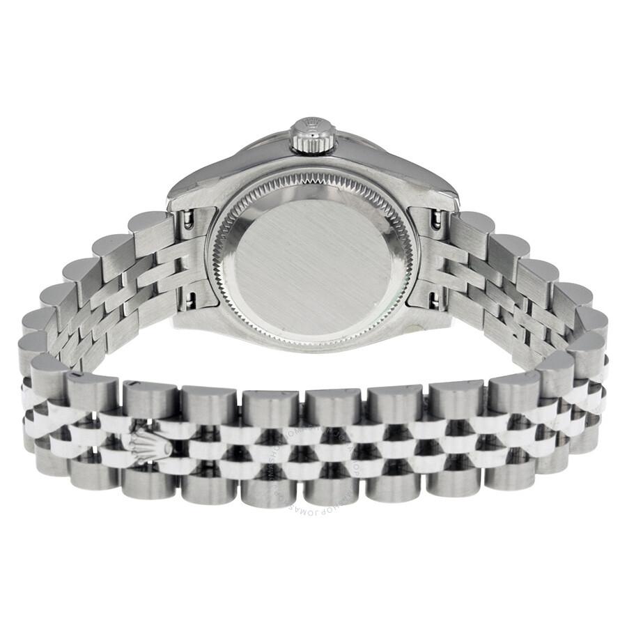 rolex datejust bezel jubilee bracelet