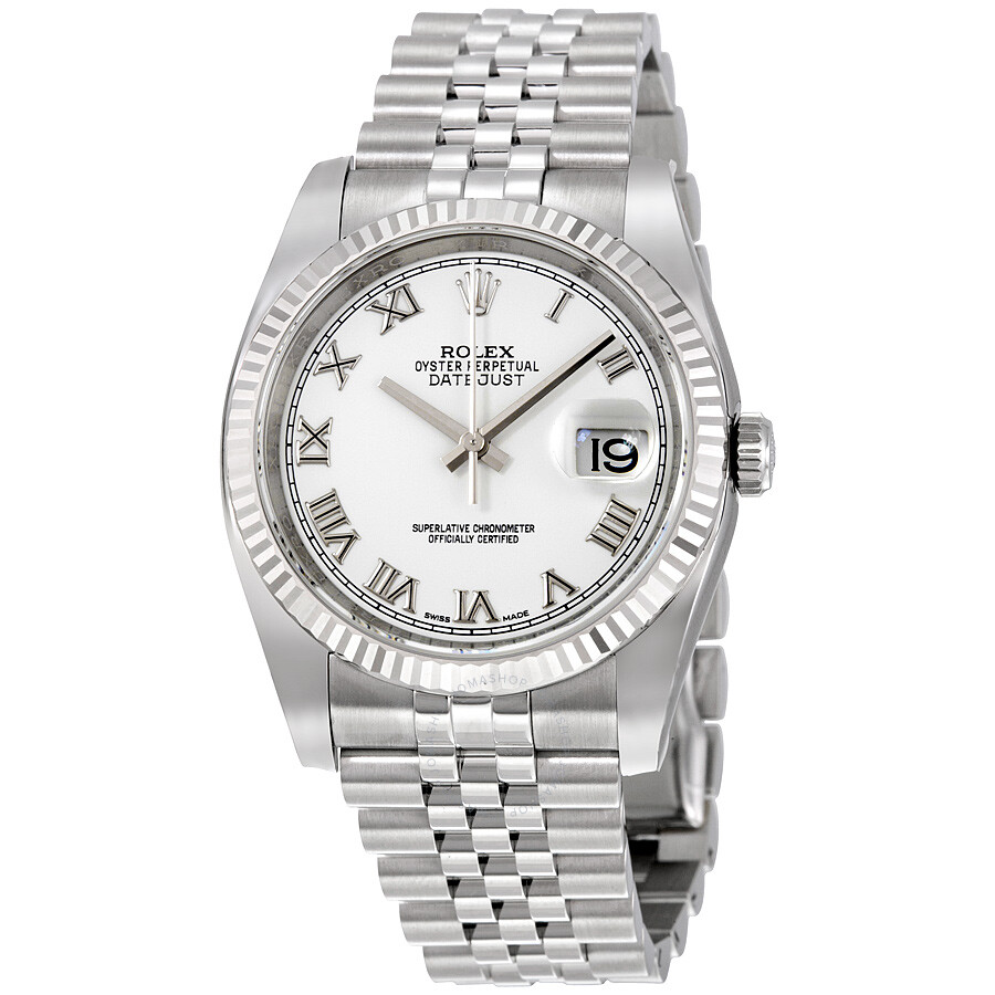 Rolex Datejust Oyster Perpetual 36