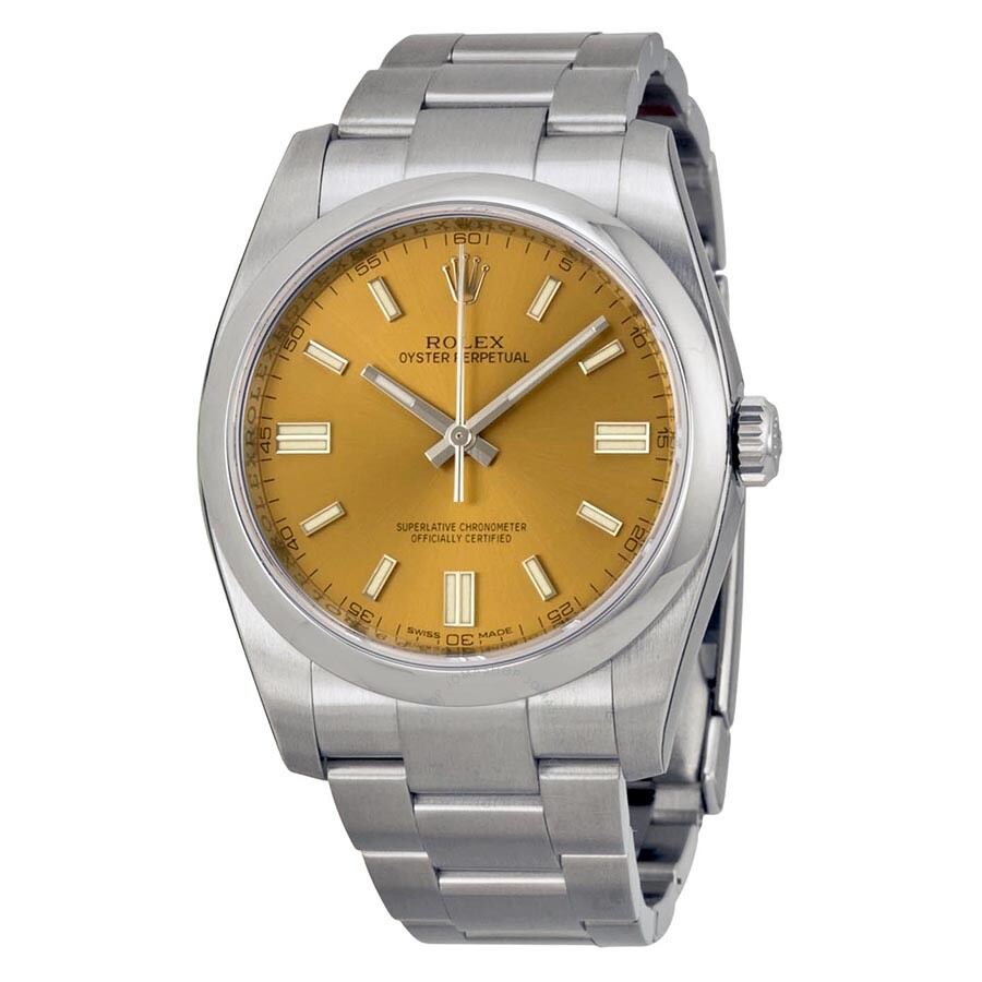 223fd14708ebe Rolex Oyster Perpetual 36 mm White Grape Dial Stainless Steel Bracelet  Automatic Men s Watch 116000WGSO ...