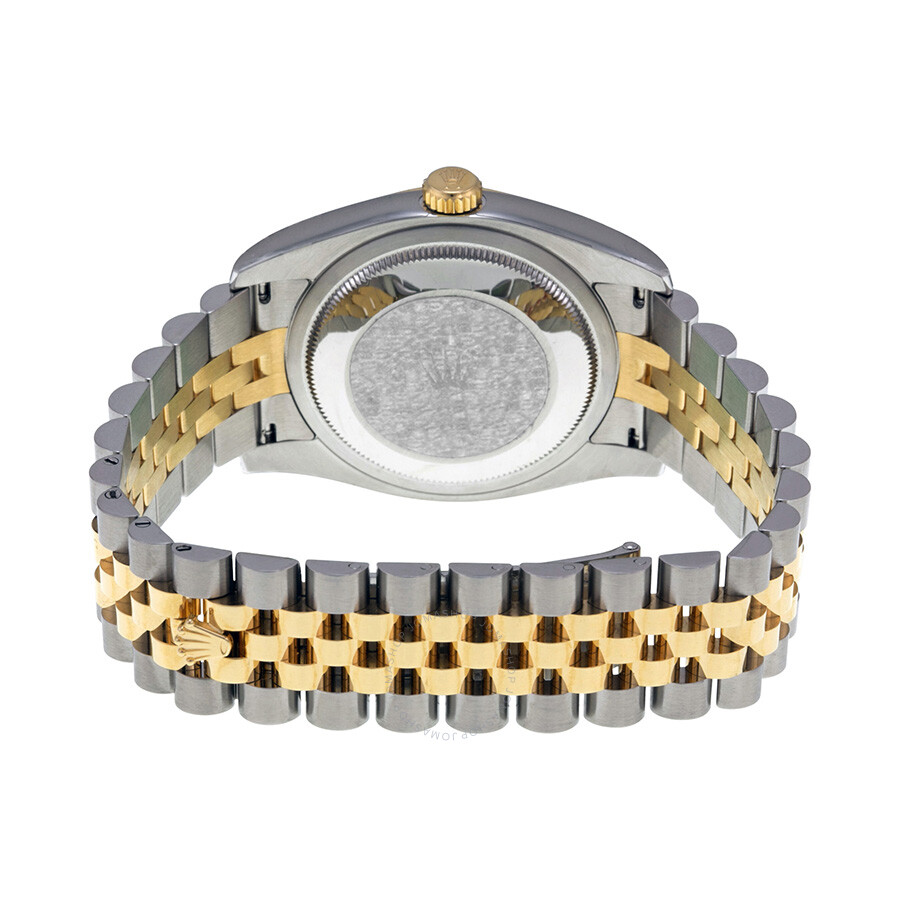 Rolex Datejust 36mm Steel And Yellow Gold Price
