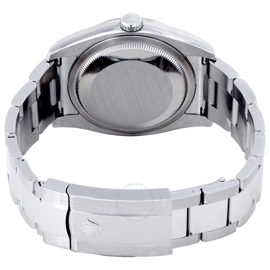 Oyster Perpetual Datejust 36 Silver Dial Stainless Steel Bracelet Automatic Ladies Watch 116244SRO