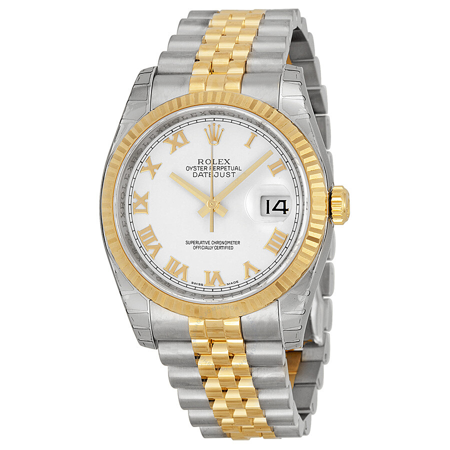 Rolex Oyster Perpetual Gold And Silver Price