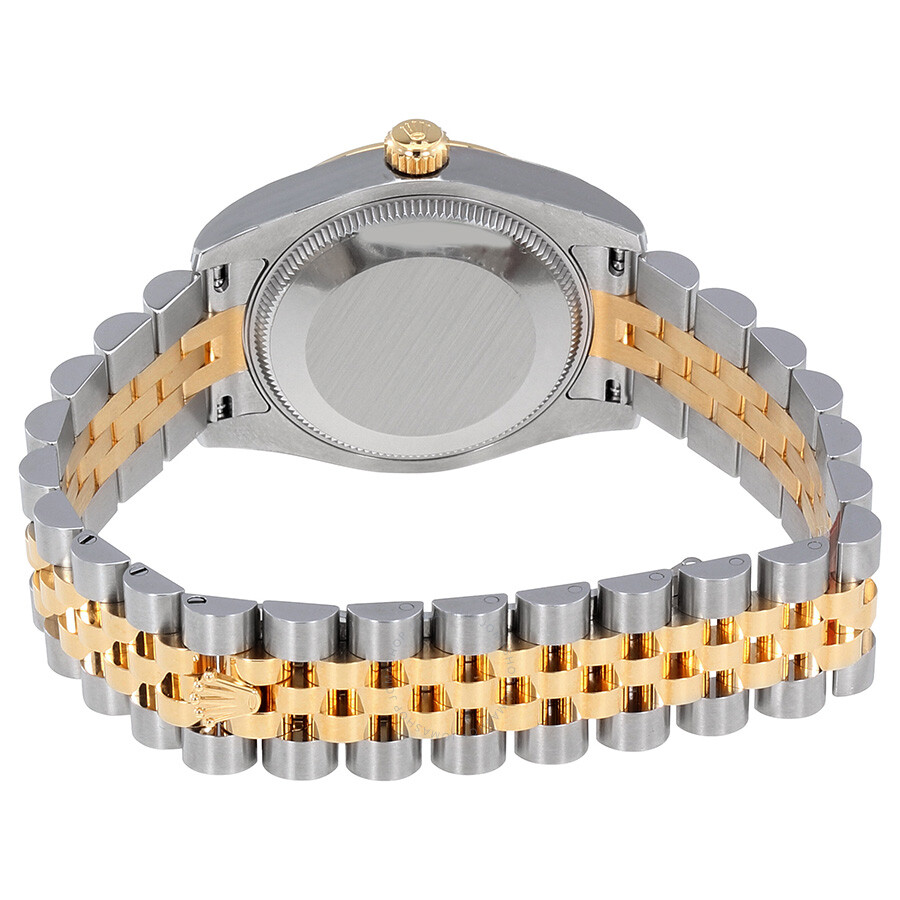 Rolex Oyster Perpetual Datejust Mother Of Pearl Dial Automatic