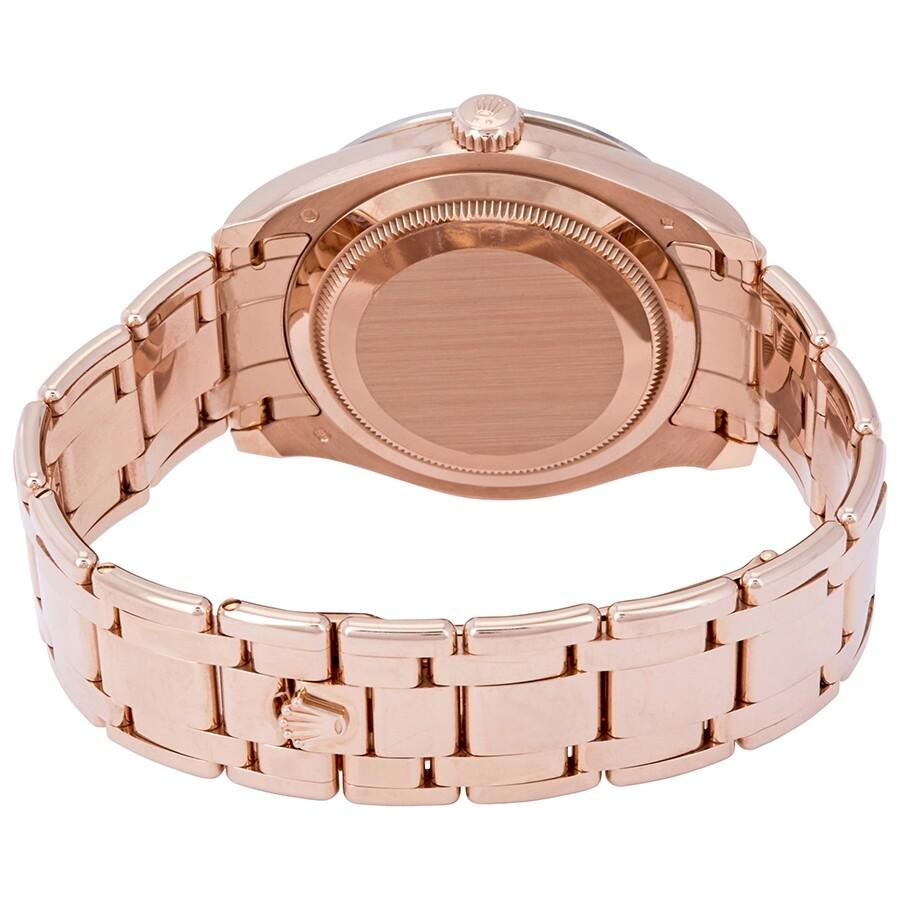 Pearlmaster 39 Automatic Diamond Ladies Watch 86285-0004
