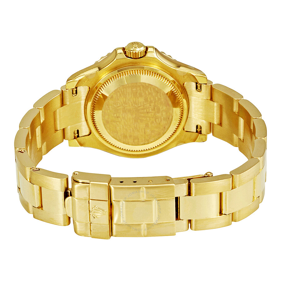 Yachtmaster Rolex Gold