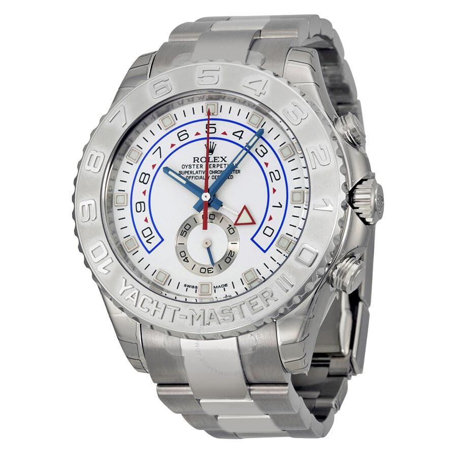 Rolex Yachtmaster 2 Platinum