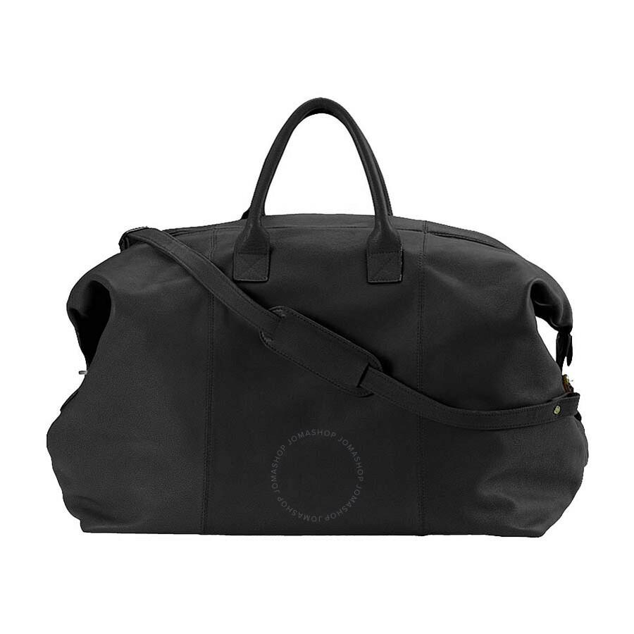 b9f3b21e3c ... Royce Euro Traveler Luxury Duffel Bag Luggage Handcrafted in Genuine  Leather - Black