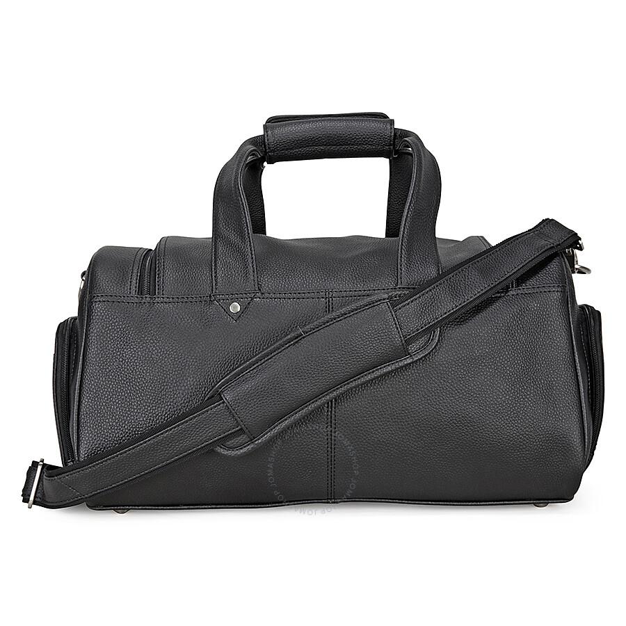 Royce Lightweight Travel Handcrafted Leather Duffle Bag - Royce ... 532c539af6af3