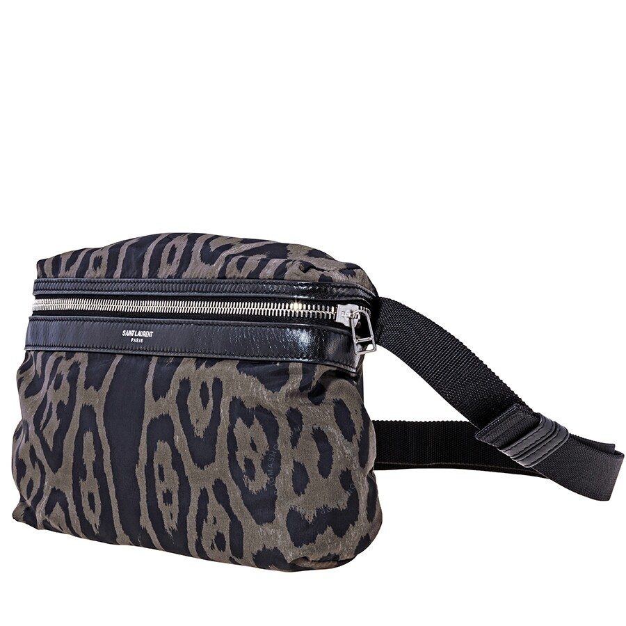 LeSportsac Double Zip Belt Bag Waist Pack Limited Edition NYC