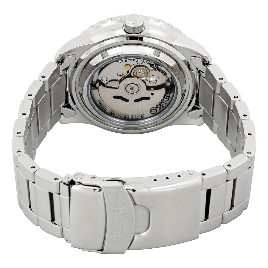 b66d73b18 ... Seiko Fifty Five Fathoms Automatic Blue Dial Men's Watch SNZH53