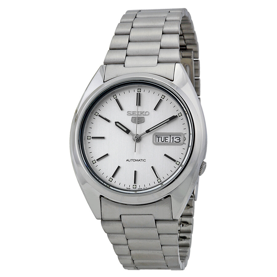 Seiko Mens 5 Automatic Watch Snx111k Film Noir Death Scene Solar Blue Dial Stainless Steel Ssc221 Silver Watches Find The Perfect Style For Any Occasion From Best Brands With Overstockcom Your Online Store