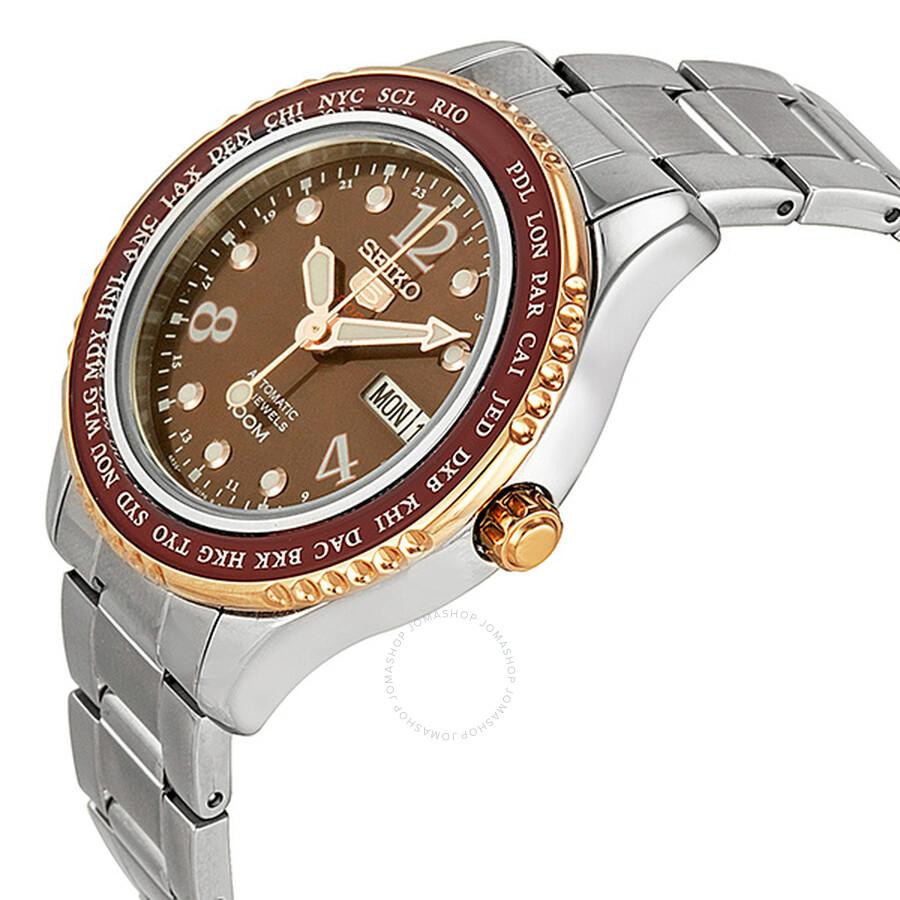 Часы Seiko Automatic - tick-tockru