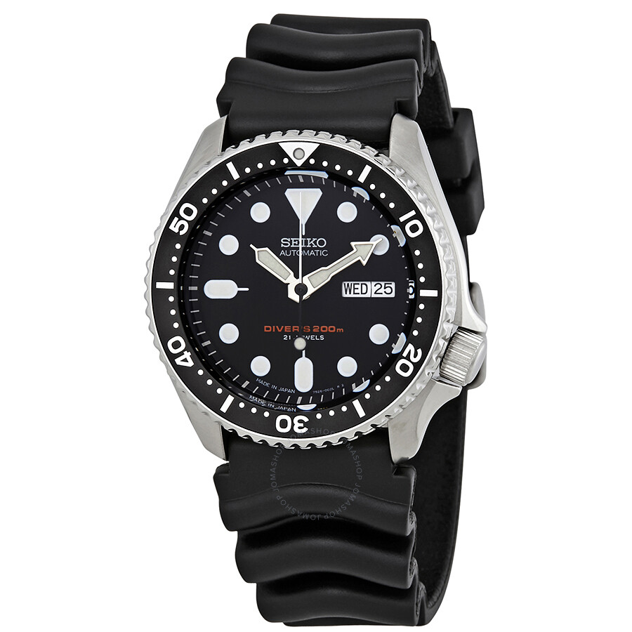 Seiko Automatic Black SKX007J1