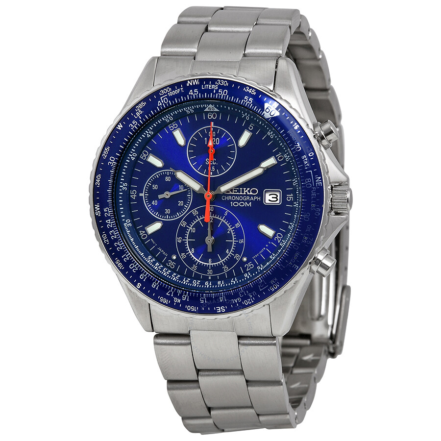 Seiko Chronograph Men's Watch SND255 - Chronograph