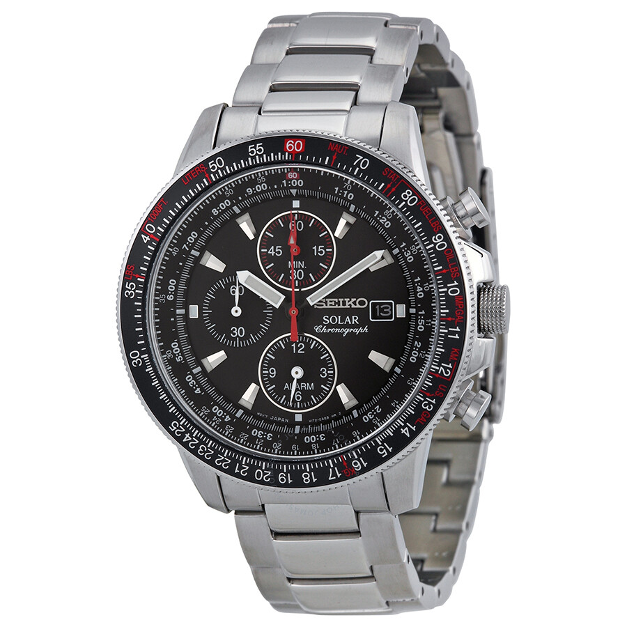 seiko prospex solar chronograph black dial men s watch ssc007 seiko prospex solar chronograph black dial men s watch ssc007