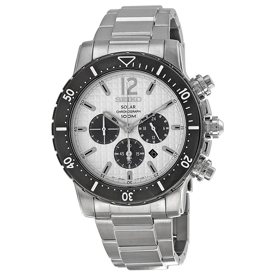 Seiko Chronograph Watches For Men