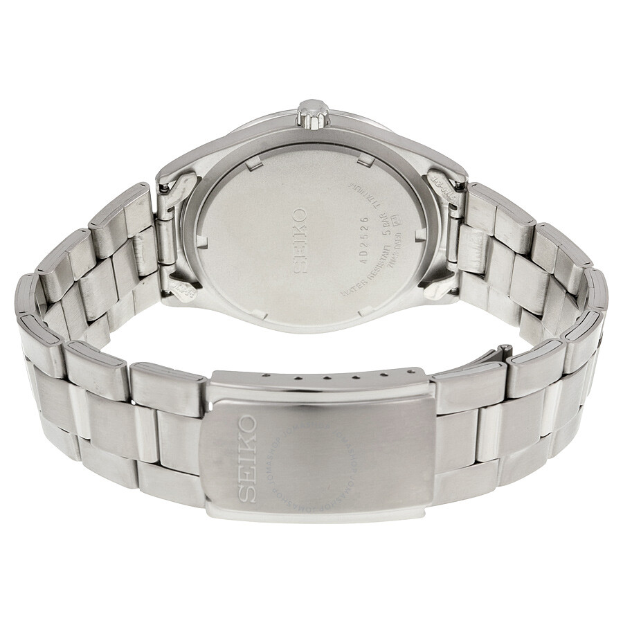 ... Seiko Titanium Men's Watch SGG709 ...