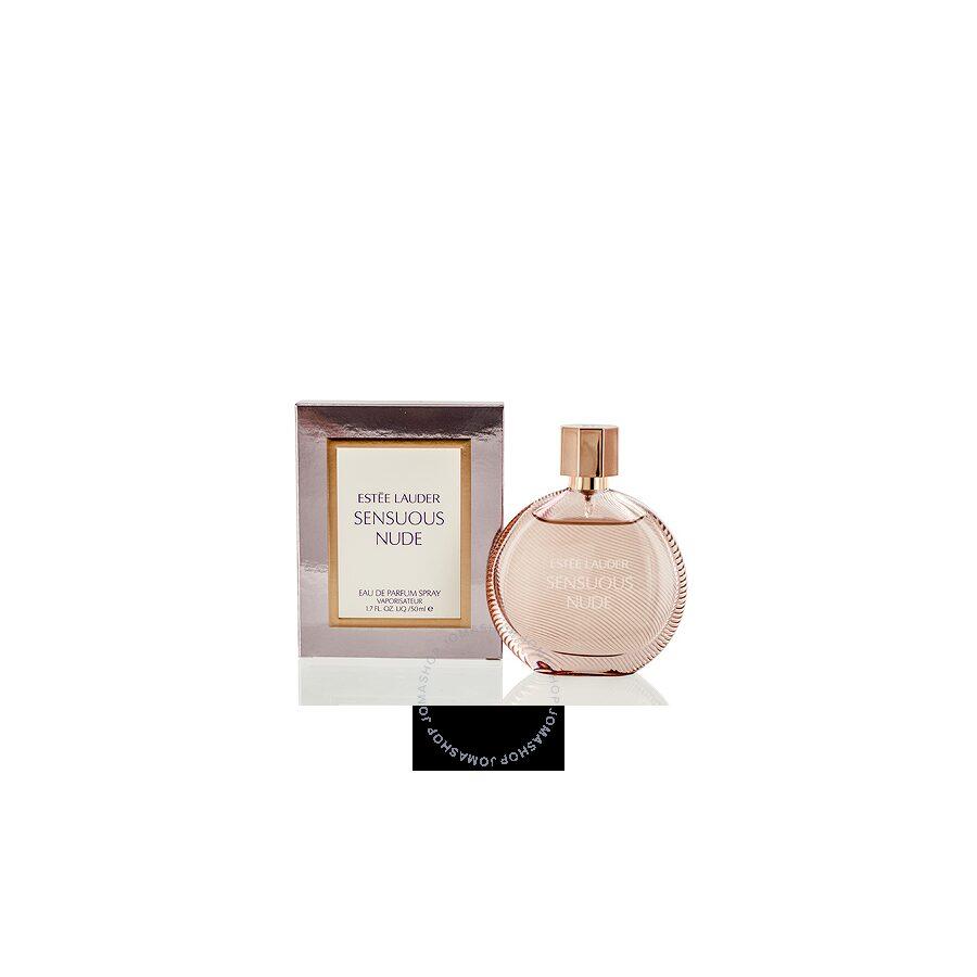 Authentic Sensuous Nude Perfume By Estee Lauder, 3.4 oz