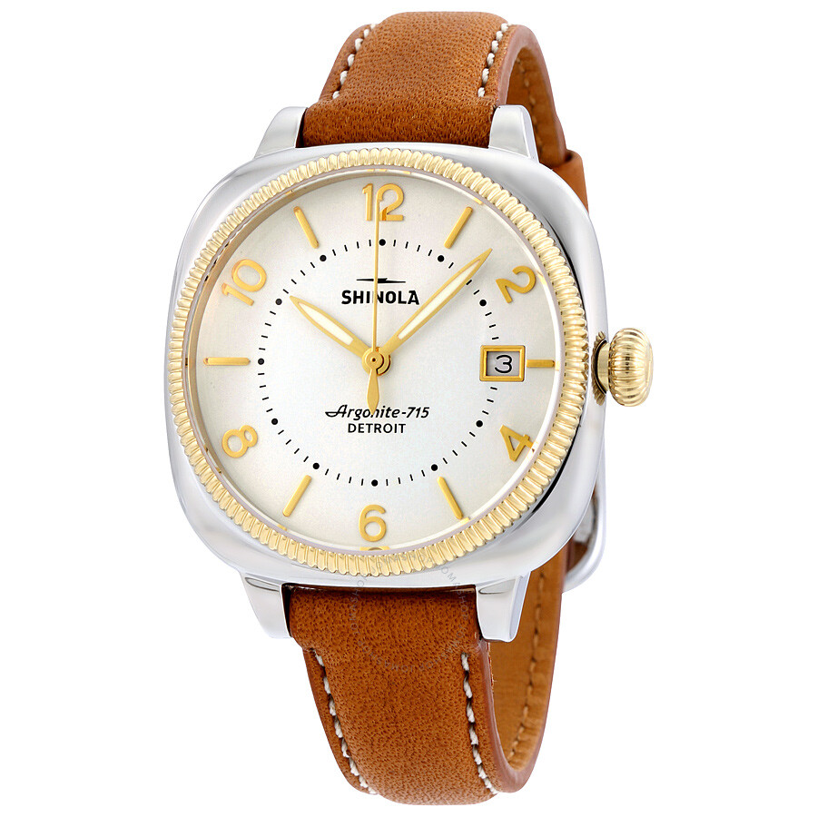 Shinola the gomelsky leather strap ladies watch 12001104 shinola watches jomashop for Shinola watches