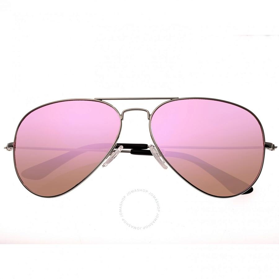 8c4b981a75c Sixty One Honupu Pink Aviator Sunglasses S141GN - Sixty One ...