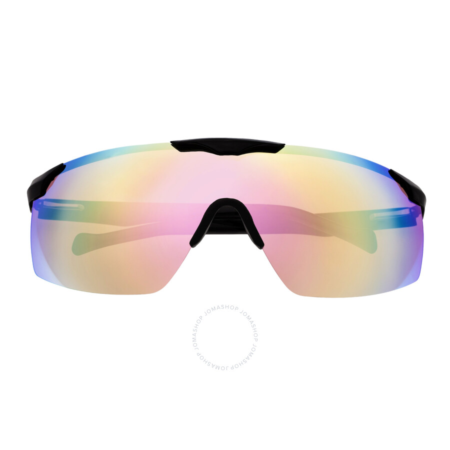 25c759633c Sixty One Shore Red-Rainbow Wrap Sunglasses S131BL - Sixty One ...