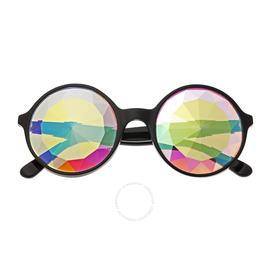 a947ae5873 Sixty One Xperience Multi-colored Round Sunglasses S139BK - Sixty ...