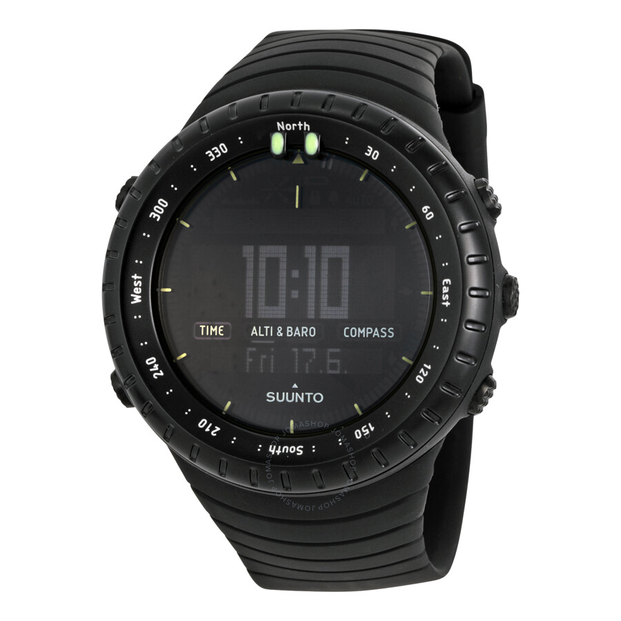 suunto core wrist top computer watch ss014279010 suunto watches jomashop