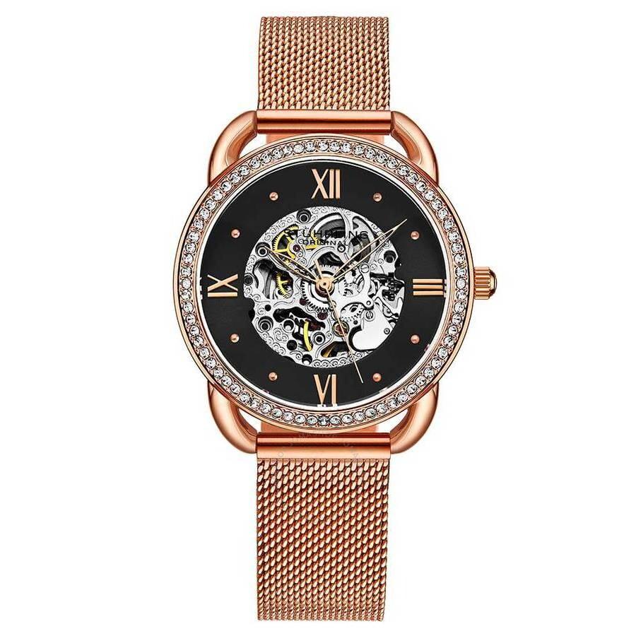 Legacy Black Dial Ladies Watch M15914