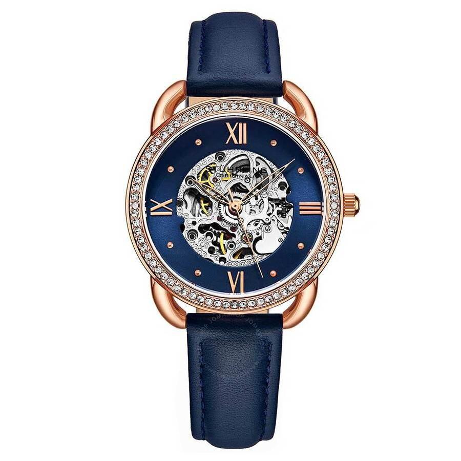 Legacy Blue Dial Ladies Watch M15907