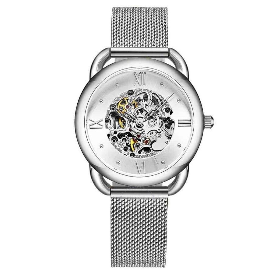 Legacy Silver-tone Dial Ladies Watch M15901